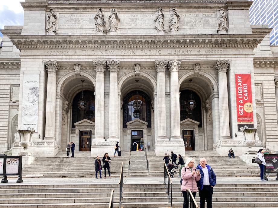 NY Pubblic Library