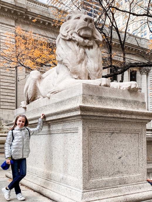 I leoni Prudence e Fortitude