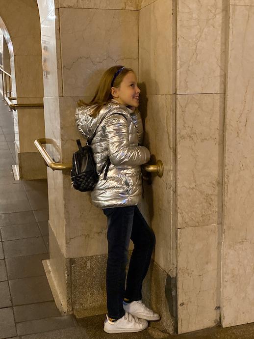 Galleria dei sussurri Grand Central Station